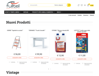fulltel.it screenshot