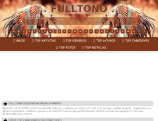 fulltono.com screenshot