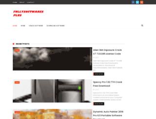 fullysoftwaresplus.blogspot.com screenshot