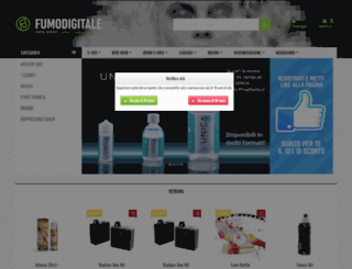 fumodigitale.com screenshot