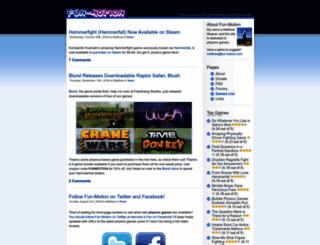 fun-motion.com screenshot
