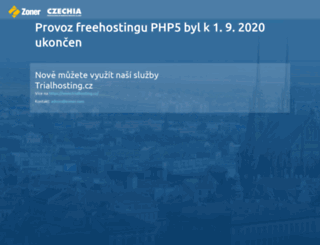 fun.php5.sk screenshot