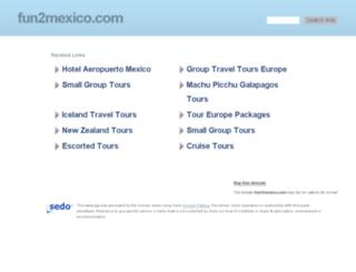 fun2mexico.com screenshot