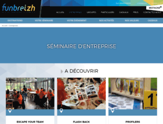 funbreizh-seminaires.com screenshot
