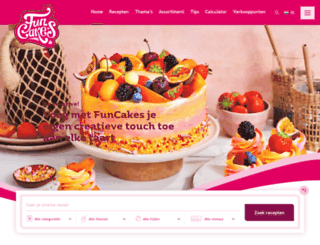 funcakes.nl screenshot
