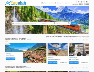 funclub.pl screenshot