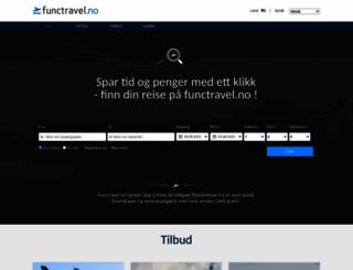 functravel.no screenshot