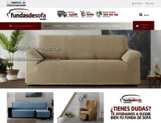 fundasdesofa.com screenshot