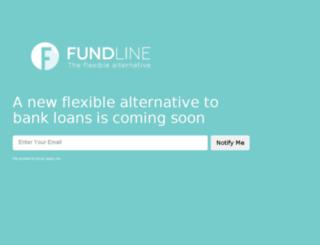 fundline.com.au screenshot