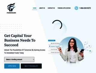 fundward.com screenshot