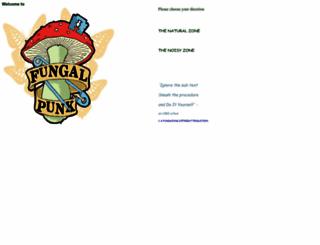 fungalpunknature.co.uk screenshot