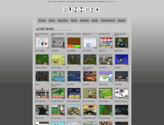 funherd.com screenshot