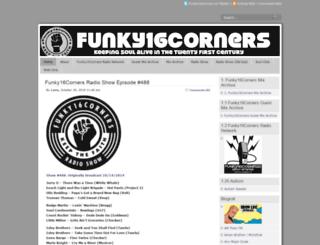 funky16corners.com screenshot