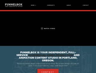 funnelbox.com screenshot