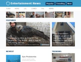 funny-amazing-news.com screenshot
