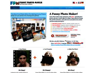 funny-photo-maker.com screenshot