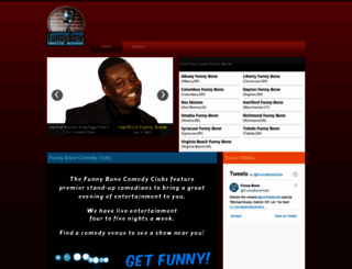 funnybone.com screenshot