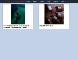 funnyeveryday.org screenshot