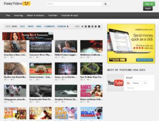 funnyvideos.pro screenshot