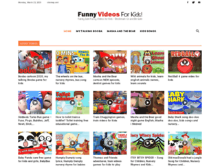 funnyvideosforkids.net screenshot