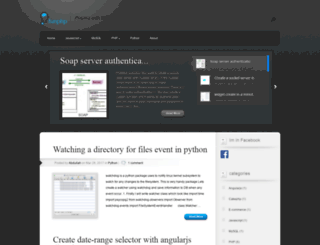 funphp.com screenshot