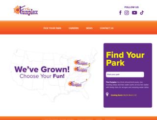 funplexeasthanover.com screenshot
