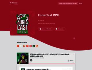 furiaimortal.com.br screenshot