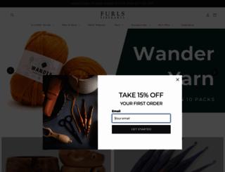 furlscrochet.com screenshot