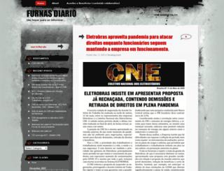 furnasdiario.wordpress.com screenshot