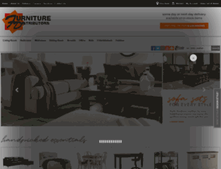 furnituredistributors.net screenshot