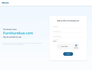 furniturekue.com screenshot