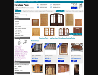 furniturepintu.com screenshot