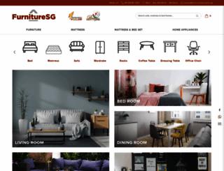 furnituresg.com.sg screenshot