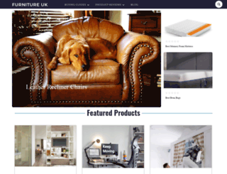 furnitureuk.co.uk screenshot