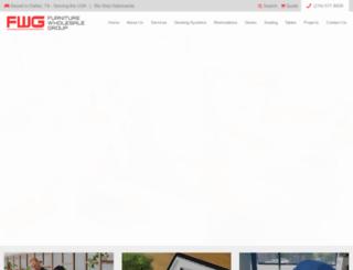 furniturewholesalegroup.com screenshot