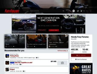 furyforums.com screenshot