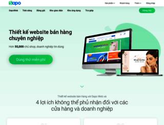 fushop.sieuweb.vn screenshot