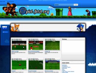 fussball.spiel-jetzt.org screenshot