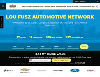 fusz.com screenshot