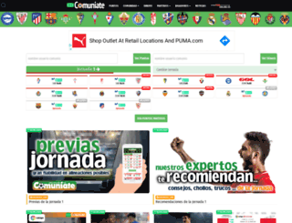 futbolgol.es screenshot