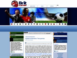 futbolingles.es screenshot