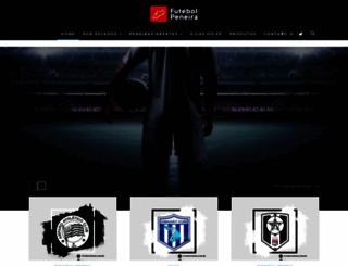 futebolpeneira.com.br screenshot