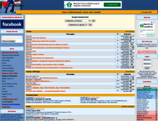futsalveneto.com screenshot
