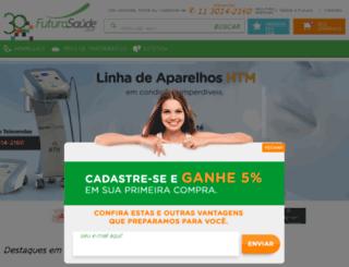 futurasaude.com.br screenshot