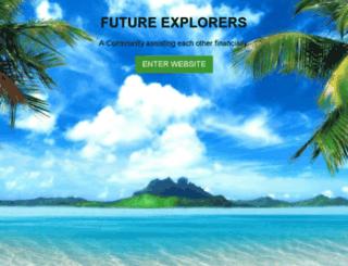 future-explorers.co.za screenshot