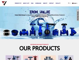 future-valve.com screenshot