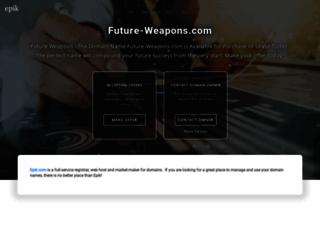 future-weapons.com screenshot