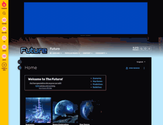future.wikia.com screenshot