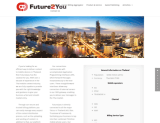 future2you.com screenshot