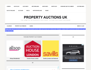 futureauctions.co.uk screenshot